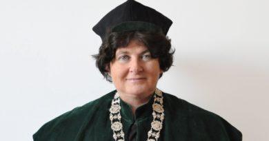 prof. Hanna Kostrzewska fot. AM Poznań