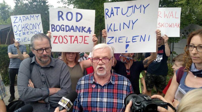 Protest ROD Bogdanka 1