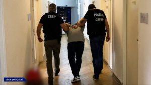 przemyt fot. cbsp4 300x169 - Wielkopolska: CBŚP rozbiło grupę przemytników. działali także w Wielkopolsce