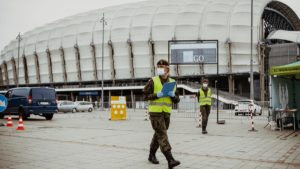 punkt test go fot. dwot4 300x169 - Poznań: Punkt poboru wymazów na koronawirusa na Bułgarskiej