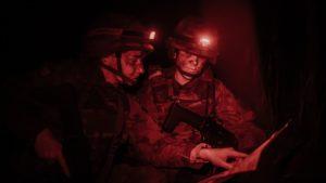 sonda 2 fot. 12wbot 300x169 - Wielkopolska: Terytorialsi walczą o stopnie podoficerskie