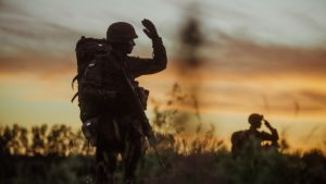 sonda 3 fot. 12wbot 300x169 - Wielkopolska: Terytorialsi walczą o stopnie podoficerskie