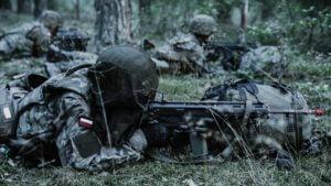 sonda 6 fot. 12wbot 300x169 - Wielkopolska: Terytorialsi walczą o stopnie podoficerskie
