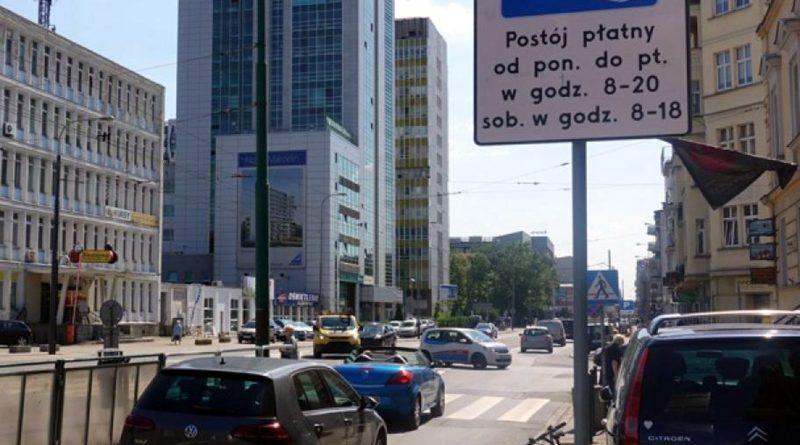 Śródmiejska strefa płatnego parkowania fot-zdm