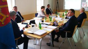 starosta jan grabkowski z absolutorium 2 fot. pp 300x169 - Poznań: Starosta Jan Grabkowski z absolutorium