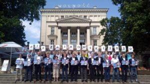sztab wyborczy rafala trzaskowskiego2 300x169 - Poznań: Radość i wiara w zwycięstwo. Koalicja Obywatelska podsumowała kampanię wyborczą