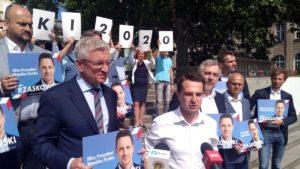 sztab wyborczy rafala trzaskowskiego3 300x169 - Poznań: Radość i wiara w zwycięstwo. Koalicja Obywatelska podsumowała kampanię wyborczą