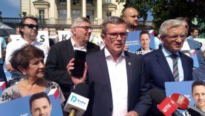sztab wyborczy rafala trzaskowskiego5 300x169 - Poznań: Radość i wiara w zwycięstwo. Koalicja Obywatelska podsumowała kampanię wyborczą