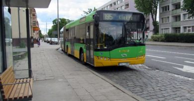 autobus nr 195 fot. ZTM