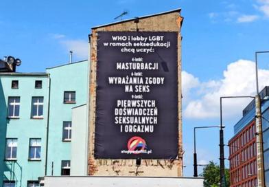 """Poznań: """"Banery fundacji Pro-Prawo do Życia powinny jak najszybciej zniknąć"""" – uważa Grupa Stonewall"""