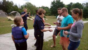 bezpieczenstwo nad woda fot. policja4 300x169 - Poznań: Policja przypomina o bezpieczeństwie podczas wypoczynku