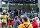 Poznań: Blue Wave Band zagrało nad Rusałką