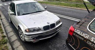 BMW fot. policja