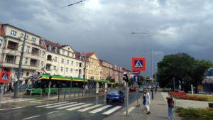 burza 1 300x169 - Poznań: Burza przeszła nad miastem!