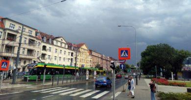 Wielkopolska: Burze z gradem i upał