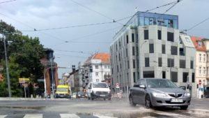 burza 3 300x169 - Poznań: Burza przeszła nad miastem!