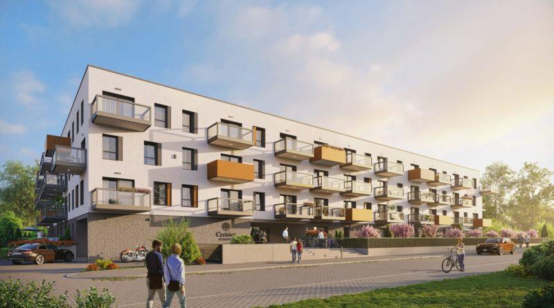 cerisier residence budynek fot. art. spon. 800x445 - Trzy razy Bouygues Immobilier w Poznaniu