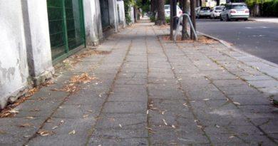 chodnik Iłłakowiczówny fot. ZDM
