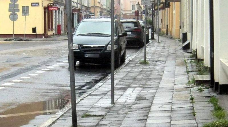 chodnik Wodna fot. UMP