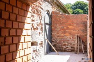 fort vii remont fot. slawek wachala 0225 300x200 - Poznań: Trwa renowacja Fortu VII. Zobaczcie, jak to wygląda od środka!