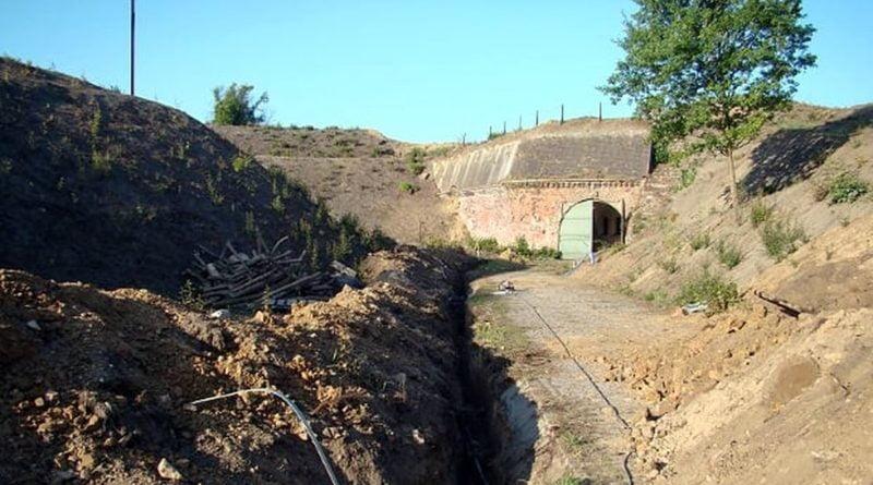 Fort VII renowacja fot. WMN