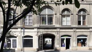 garbary galeria w bramie1 fot. marcin muth 300x169 - Poznań: Stare Miasto zaprasza do... bramy