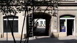 garbary galeria w bramie2 fot. marcin muth 300x169 - Poznań: Stare Miasto zaprasza do... bramy
