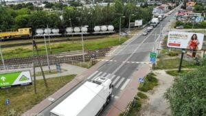 grunwaldzka przejazd kolejowy 2 fot. ump 300x169 - Poznań: Kto wybuduje węzeł przy ul. Grunwaldzkiej?