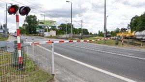 grunwaldzka przejazd kolejowy fot. ump 300x169 - Poznań: Kto wybuduje węzeł przy ul. Grunwaldzkiej?
