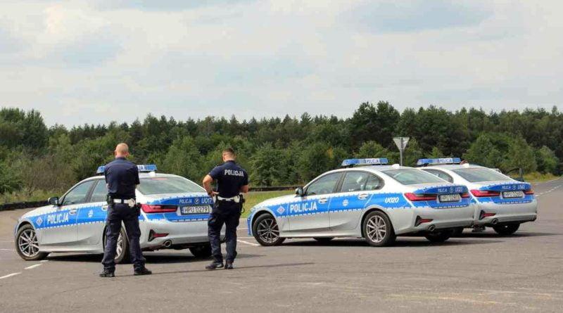 grupa Speed fot. policja