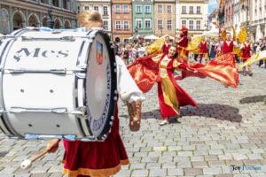 jarmark swietojanski parada fot. slawek wachala 6288 300x200 - Poznań: Gwardia Gryfa na rozpoczęcie Jarmarku Świętojańskiego