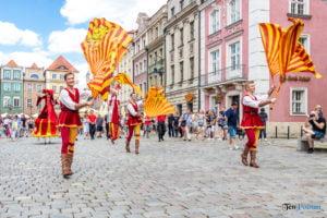 jarmark swietojanski parada fot. slawek wachala 6300 300x200 - Poznań: Gwardia Gryfa na rozpoczęcie Jarmarku Świętojańskiego