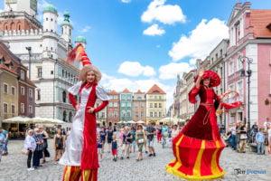 jarmark swietojanski parada fot. slawek wachala 6321 300x200 - Poznań: Gwardia Gryfa na rozpoczęcie Jarmarku Świętojańskiego