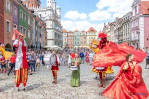 jarmark swietojanski parada fot. slawek wachala 6332 300x200 - Poznań: Gwardia Gryfa na rozpoczęcie Jarmarku Świętojańskiego