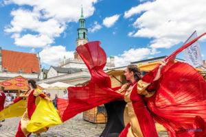 jarmark swietojanski parada fot. slawek wachala 6377 300x200 - Poznań: Gwardia Gryfa na rozpoczęcie Jarmarku Świętojańskiego