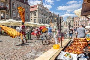 jarmark swietojanski parada fot. slawek wachala 6448 300x200 - Poznań: Gwardia Gryfa na rozpoczęcie Jarmarku Świętojańskiego