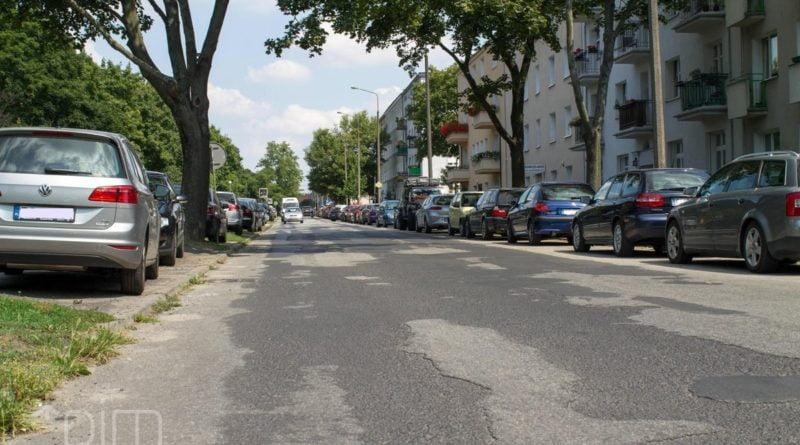 jarochowskiego fot. pim3 800x445 - Poznań: Rusza przebudowa ulicy Jarochowskiego. Zmiany w organizacji ruchu!