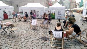 jedzielnia na starym rynku1 300x169 - Poznań: Obiad z Jedzielnią, czyli egzotyka na Starym Rynku