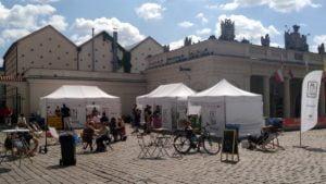 jedzielnia na starym rynku2 300x169 - Poznań: Obiad z Jedzielnią, czyli egzotyka na Starym Rynku