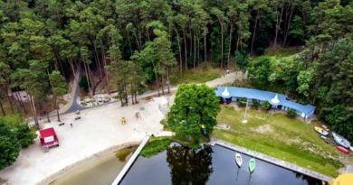 jezioro Sarcze fot. UMiGTrzcianka