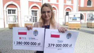 klaudia strzelecka 300x169 - Poznań: Raport o stanie miasta? Formuła dość laurkowa - uważają radni PiS