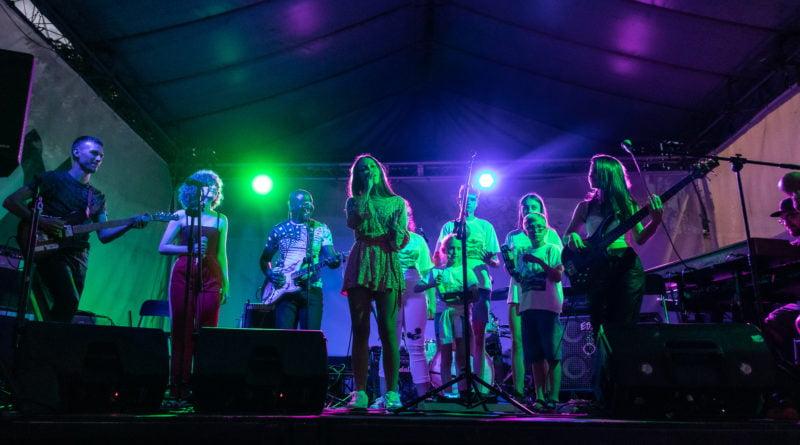 Koncert Charytatywny Mamy Siłę by Pomagać Joanna Dudkowska BAND feat Chuck Frazier + goście fot. Sławek Wąchała