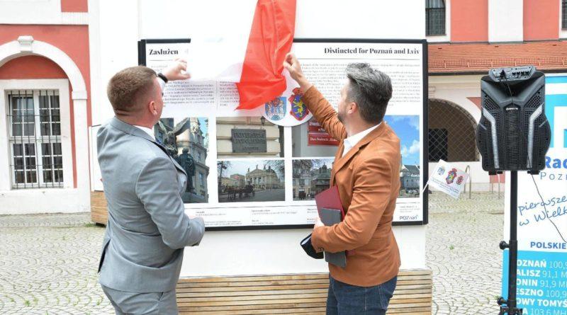 Kresowianie zasłużeni dla Poznania i Lwowa2 fot. UMP