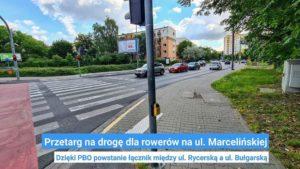 lacznik rowerowy fot. rowerowy poznan 300x169 - Poznań: Będzie nowa droga rowerowa. Ogłoszono przetarg