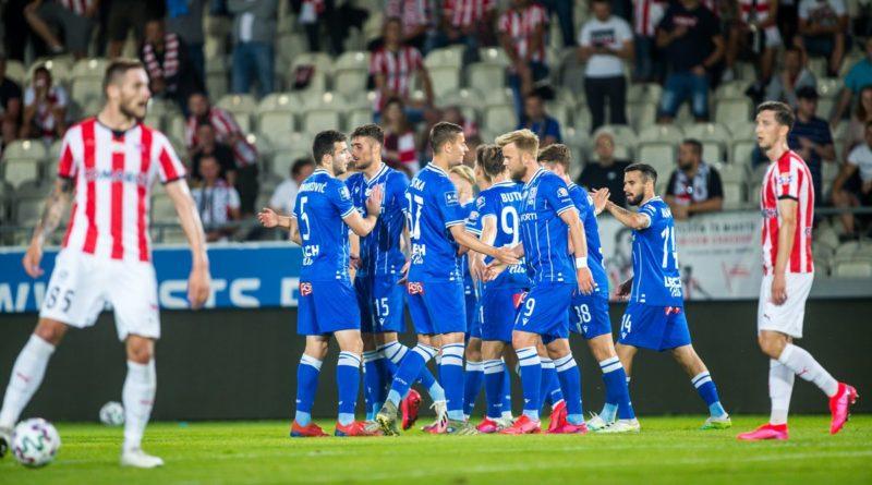 Lech Poznań - Cracovia: zwycięstwo, ale w średnim stylu