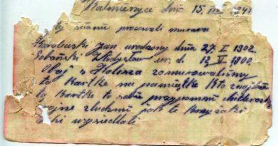 list Nowe Skalmierzyce fot. FB Nowe Skalmierzyce