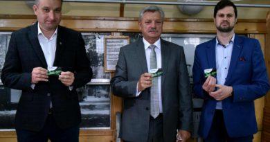 Mariusz Wiśniewski, Wojciech Tulibacki, Wojciech Miechowicz fot. UMP