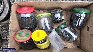 mat. wybuchowe fot. cbsp2 300x169 - CBŚP przejęło 25 kg materiałów wybuchowych