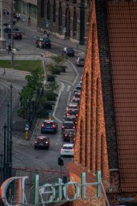 miasto poznan fot. slawek wachala 13 200x300 - Poznań: Widok z dachów wieżowców na Piekarach