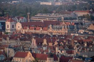miasto poznan fot. slawek wachala 7 300x200 - Poznań: Widok z dachów wieżowców na Piekarach